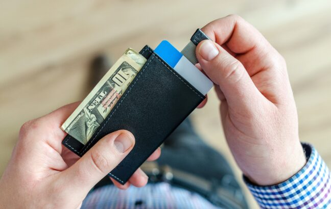 Handling money in the US as an Exchange Student